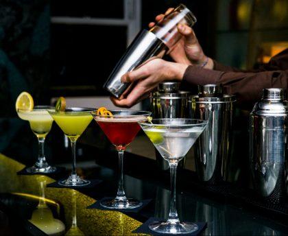 Cocktail masterclass