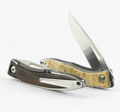 Steel Pocket Knife