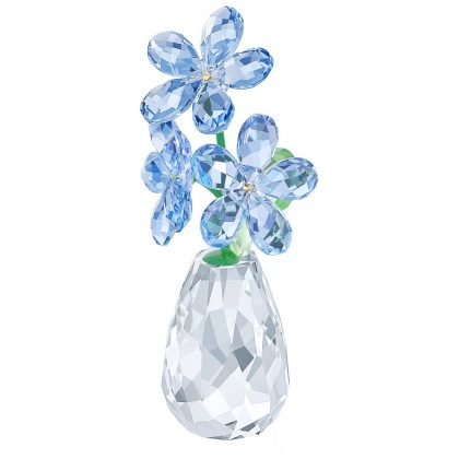 Crystal Classics Swarovski Flower Dreams Forget Me Not