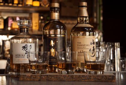 Premium Whisky Flight