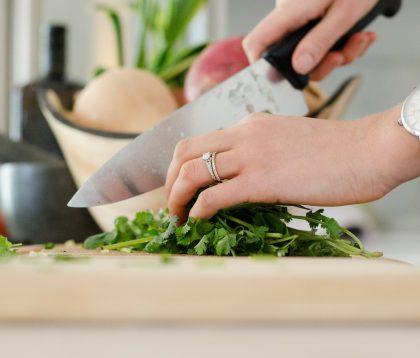 Knife masterclass