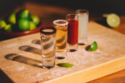 30th birthday tequila shots