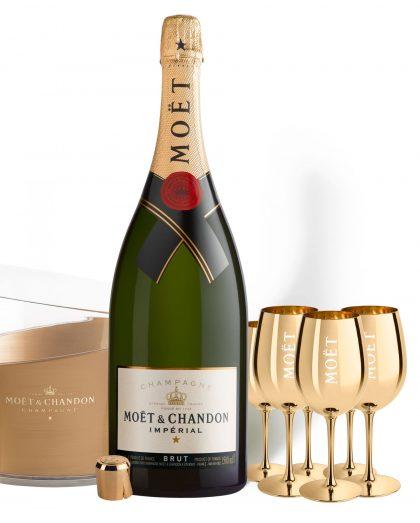 Moët & Chandon Golden Glamour