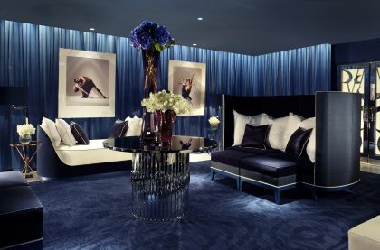Spa relaxation at The Dorchester Spa