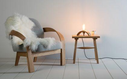Arbor armchair