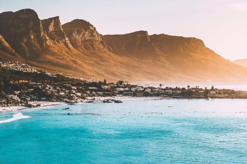 Top travel bucket list destination, Cape Town, South Africa