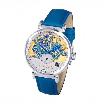 van gogh irises watch
