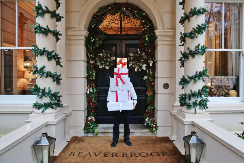 Christmas at Beaverbrook Country House Hotel