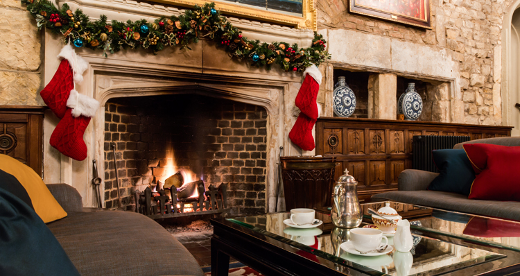 UK Christmas Break at the Cotswolds