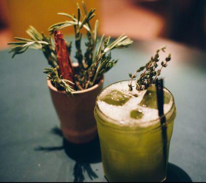 Cocktails at Baranis Bar