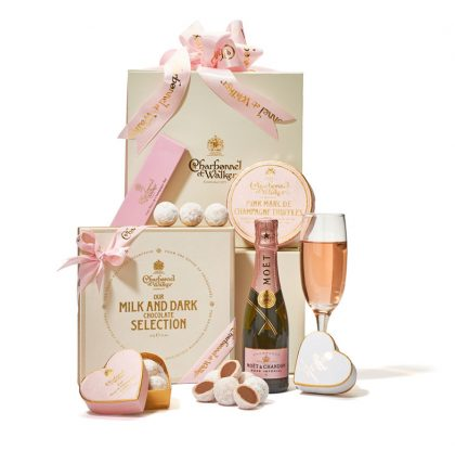 Charbonnel For Her Luxury Chocolate Truffle Hamper Gift
