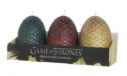GOT Dragon Egg Candles
