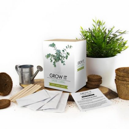 Grow It Snore Curing Plant