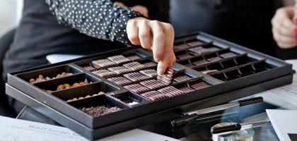 Hotel Chocolat Tasting Experience