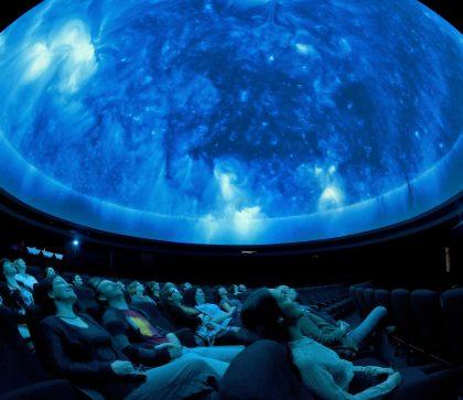 Stargazing at the Planetarium