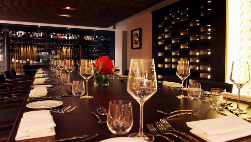 Private Dining at Indian Michelin star restaurant, Quilon