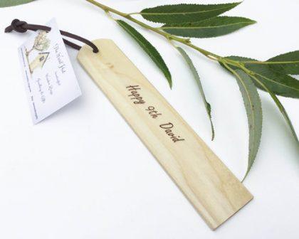 Willow Tree Bookmark