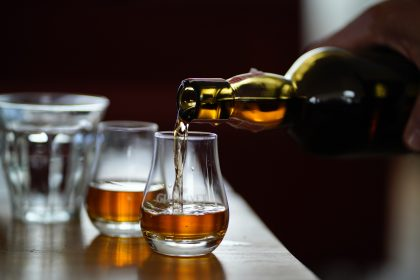 Whisky tasting experience