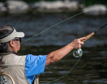Fly fishing experiences