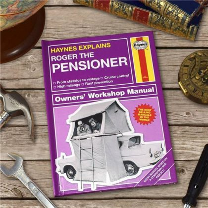 Haynes Explains the Pensioner