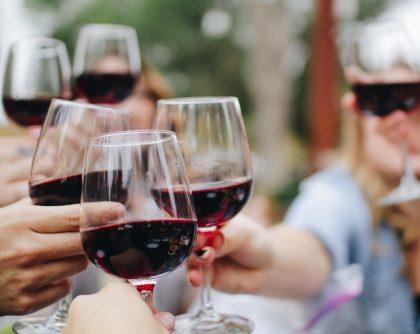 Wine tasting masterclass