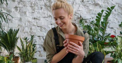How Plants Make Us Happy