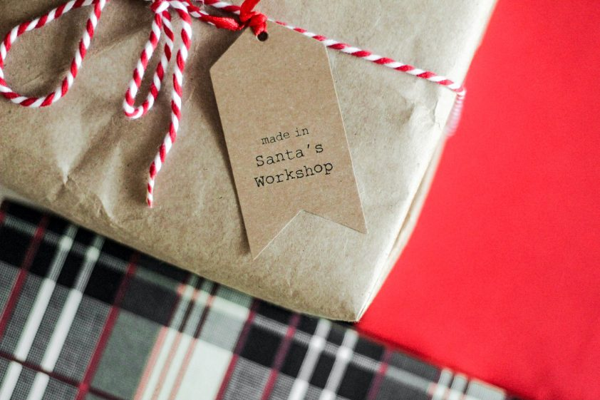 Personalized Christmas gift