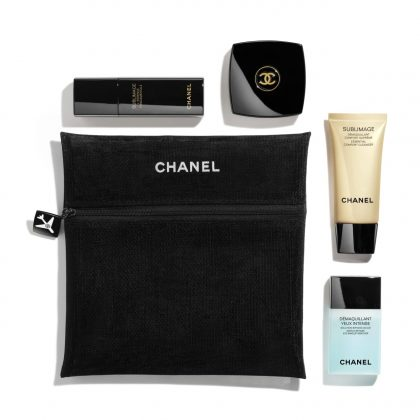 Chanel Sublime Le Voyage regenerating skincare