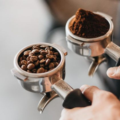 Bespoke coffee blend