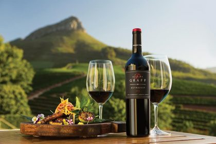 Wine tasting in Cape Town, South Africa