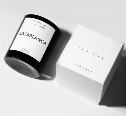 Casablance candle