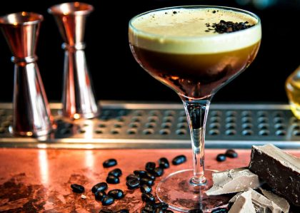 Chocolate cocktail masterclass