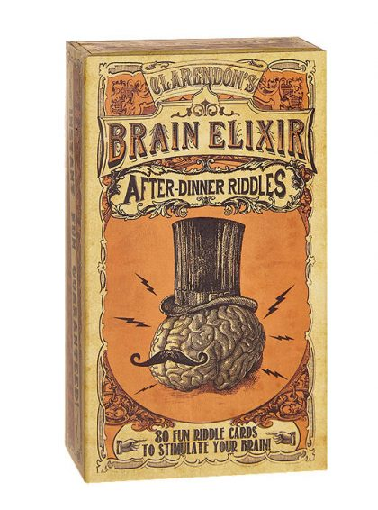 Clarendon Games Brain Elixir
