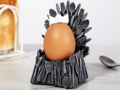 Funny Christmas Gifts - Egg of Thrones Egg Cup