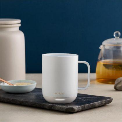 Ember temperature mug
