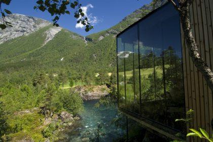 Hotel Juvet in Norway