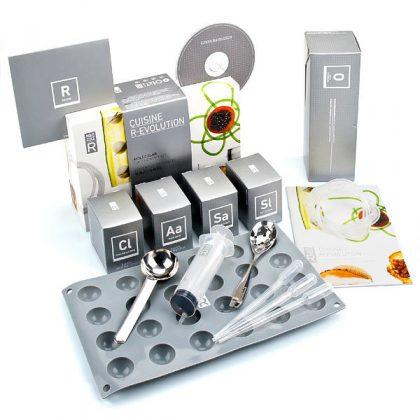 DIY Molecular Gastronomy Kit