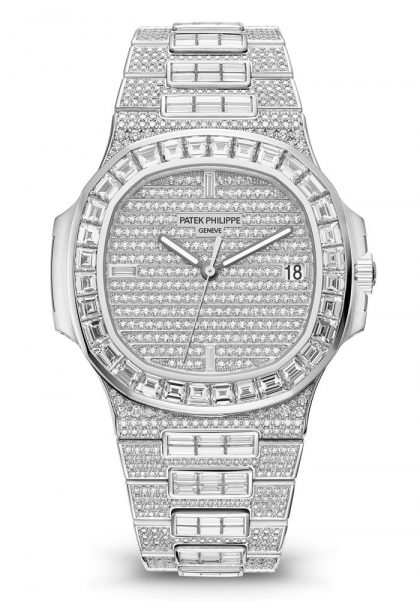 Patek Philippe Diamond Watch