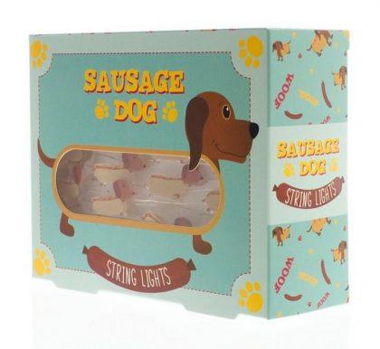 Sausage Dog Mini String Lights