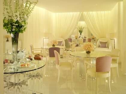 Spatisserie at the Dorchester Spa