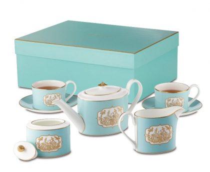 St James Tea Set for Two