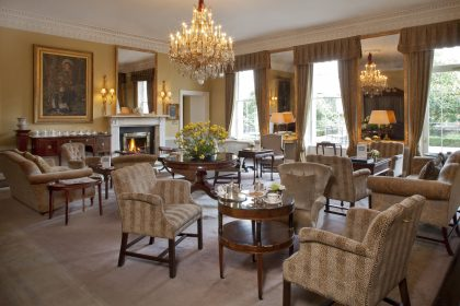 The Drawing Rooms at Merrion Hotel Dublin