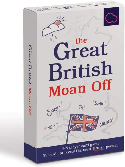 The Great British Moan Off