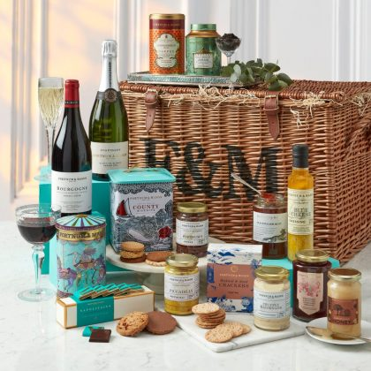 The Marylebone Hamper - 60th Birthday Gifts for Her