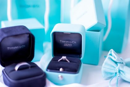 Tiffanys & Co Diamond Rings