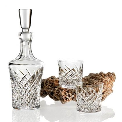 Wild Atlantic Way Decanter Glasses