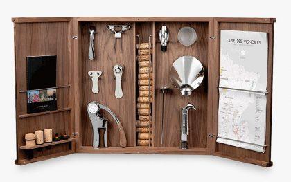 L'Atelier du Vin Cabinet d'Oeno Curiosities Wine Gift Set
