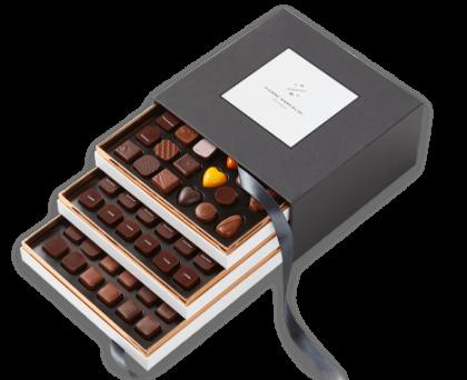 Signature chocolate box