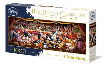 Disney Orchestra Panorama Puzzle