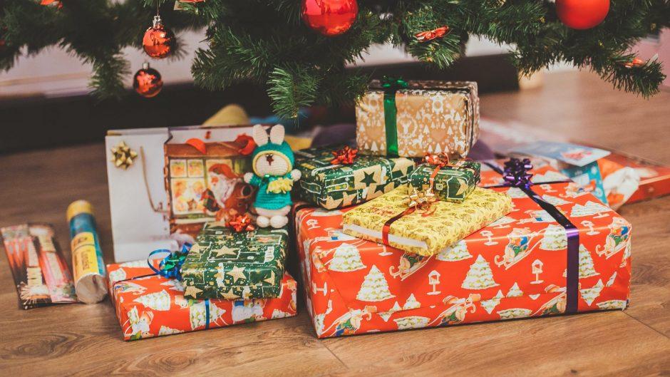White Elephant Christmas Gift Exchange
